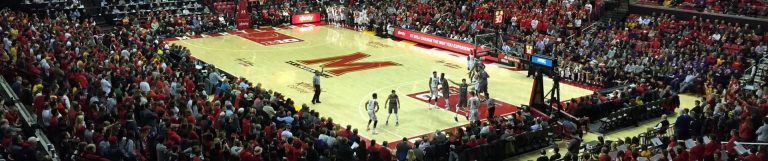Xfinity Center Maryland Terrapins