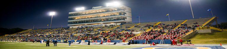McNeese State Cowboys Cowboy Stadium
