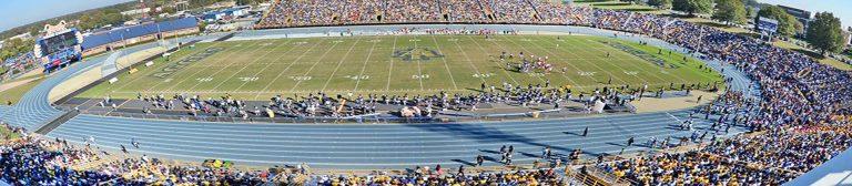 Aggie Stadium Home of the North Carolina AT Aggies
