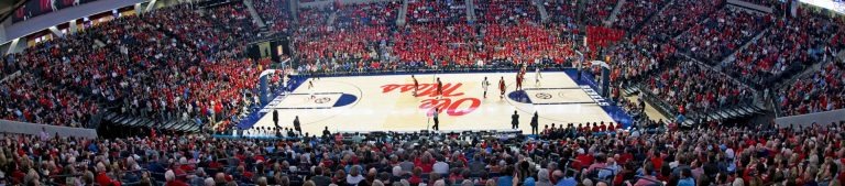 Pavilion Ole Miss Rebels