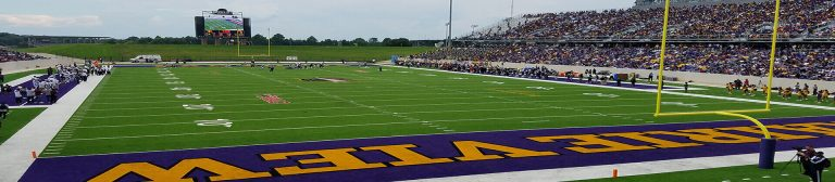 Panther Stadium at Blackshear Field Prairie View AM Panthers