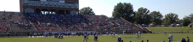 Presbyterian Blue Hose Bailey Memorial Stadium