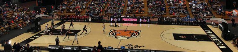 Princeton Tigers Jadwin Gymnasium