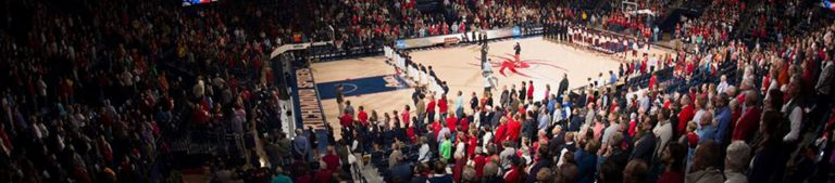 Richmond Spiders basketball Robins Center