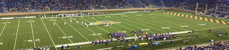 South Dakota State Jackrabbits Dana Dykhouse Stadium