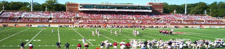 E Claiborne Robins Stadium Richmond Spiders