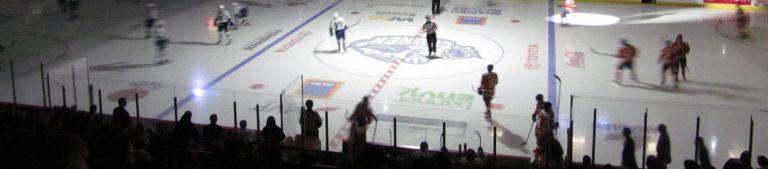 Syracuse Crunch Oncenter War Memorial Arena