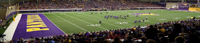 Home of the Northern Iowa Panthers UNI Dome
