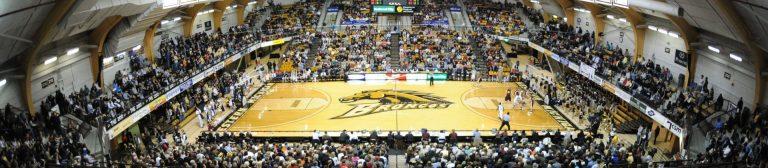 University Arena WMU Broncos