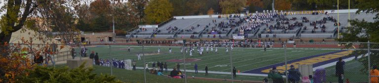 Western Illinois Leathernecks Hanson Field