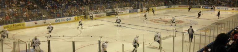 Wilkes Barre Scranton Penguins Mohegan Sun Arena at Casey Plaza