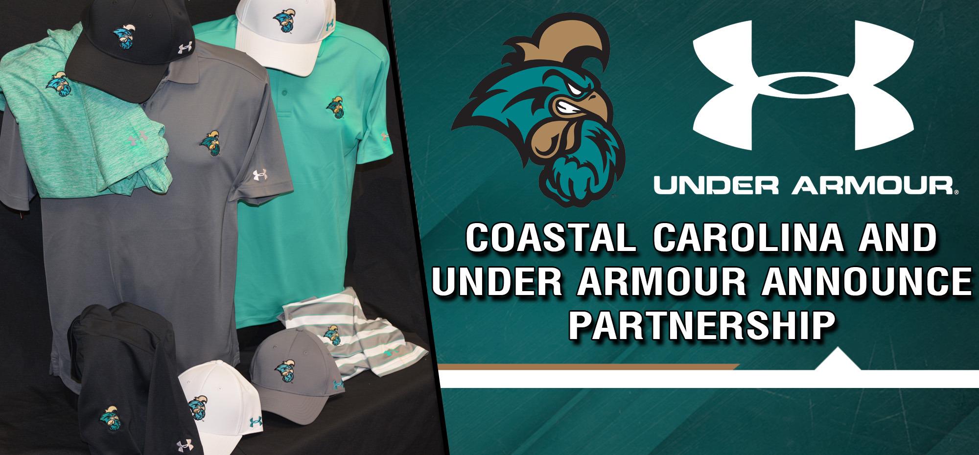 Coastal Carolina team store