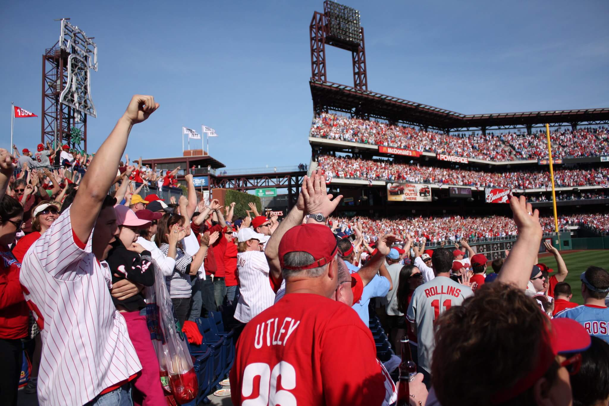 Philadelphia Phillies fans