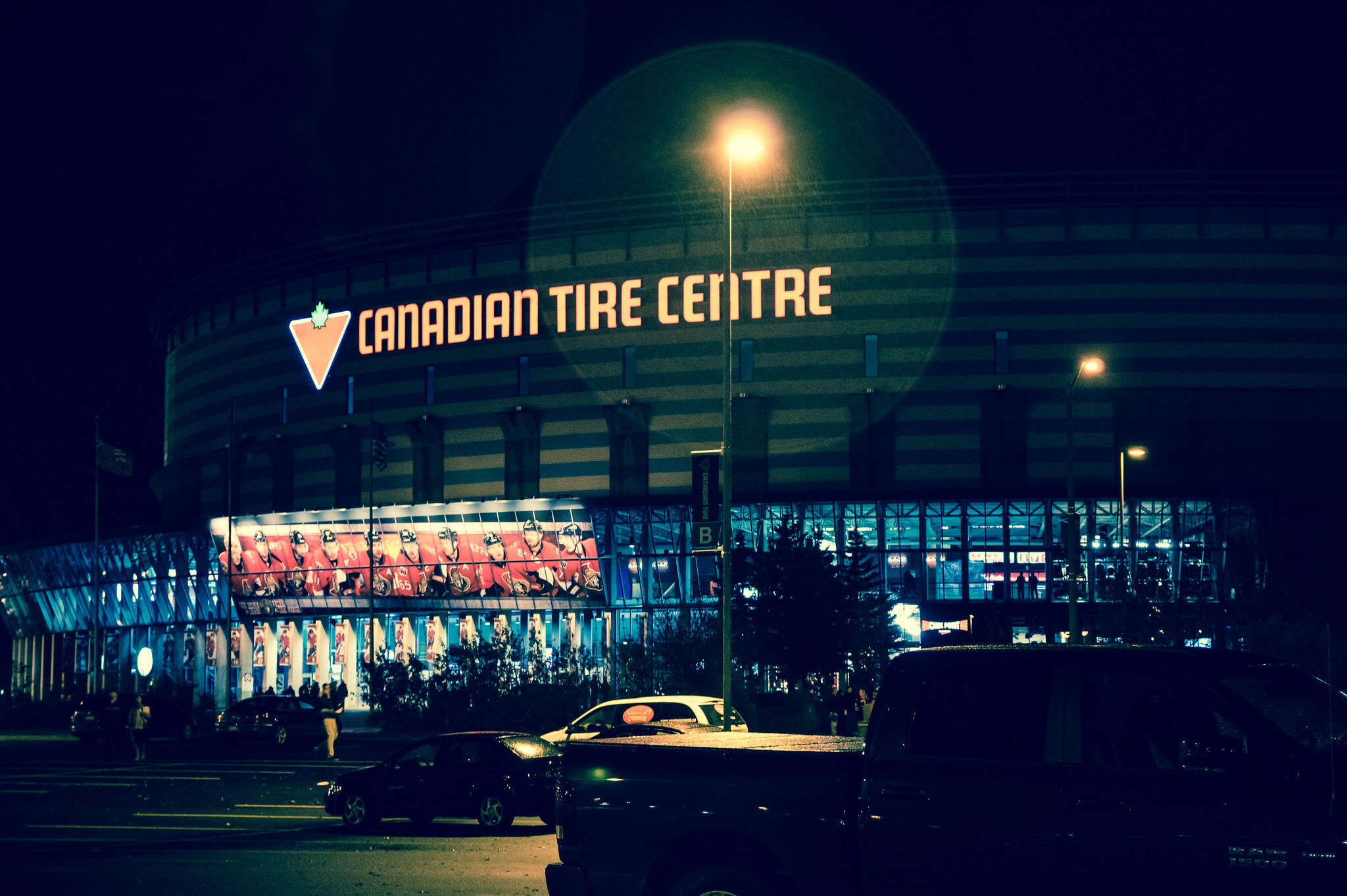 Canadian Tire Centre stadium