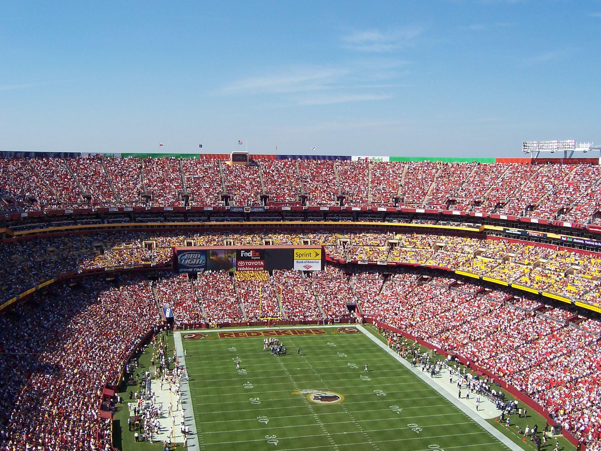 FedEx Field stadium