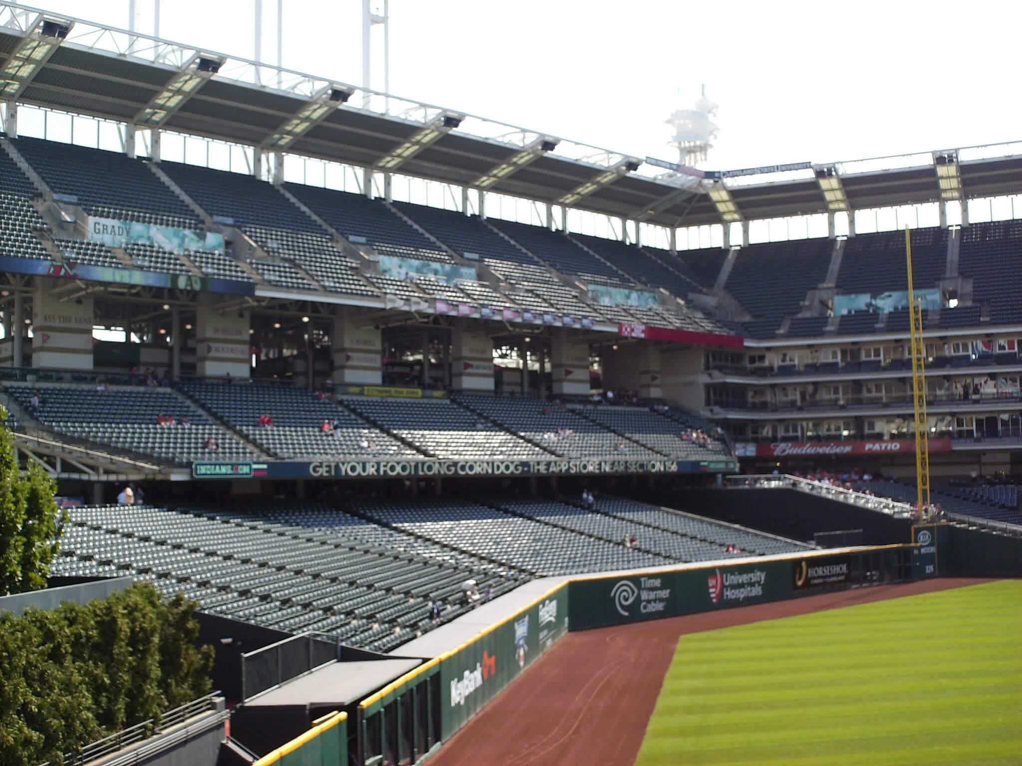 Progressive Field ballpark