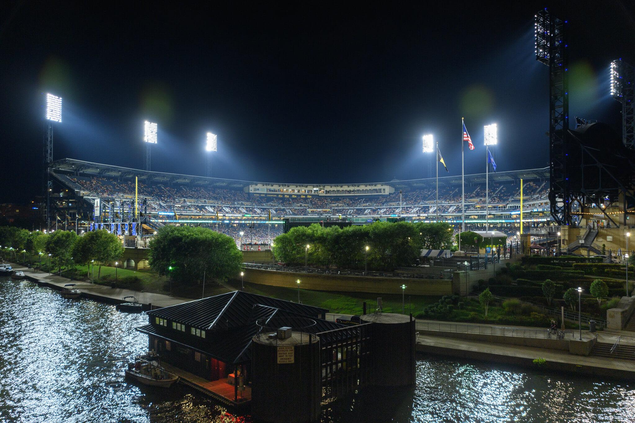 PNC Park ballpark