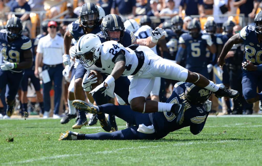 Penn State vs Pittsburgh football game