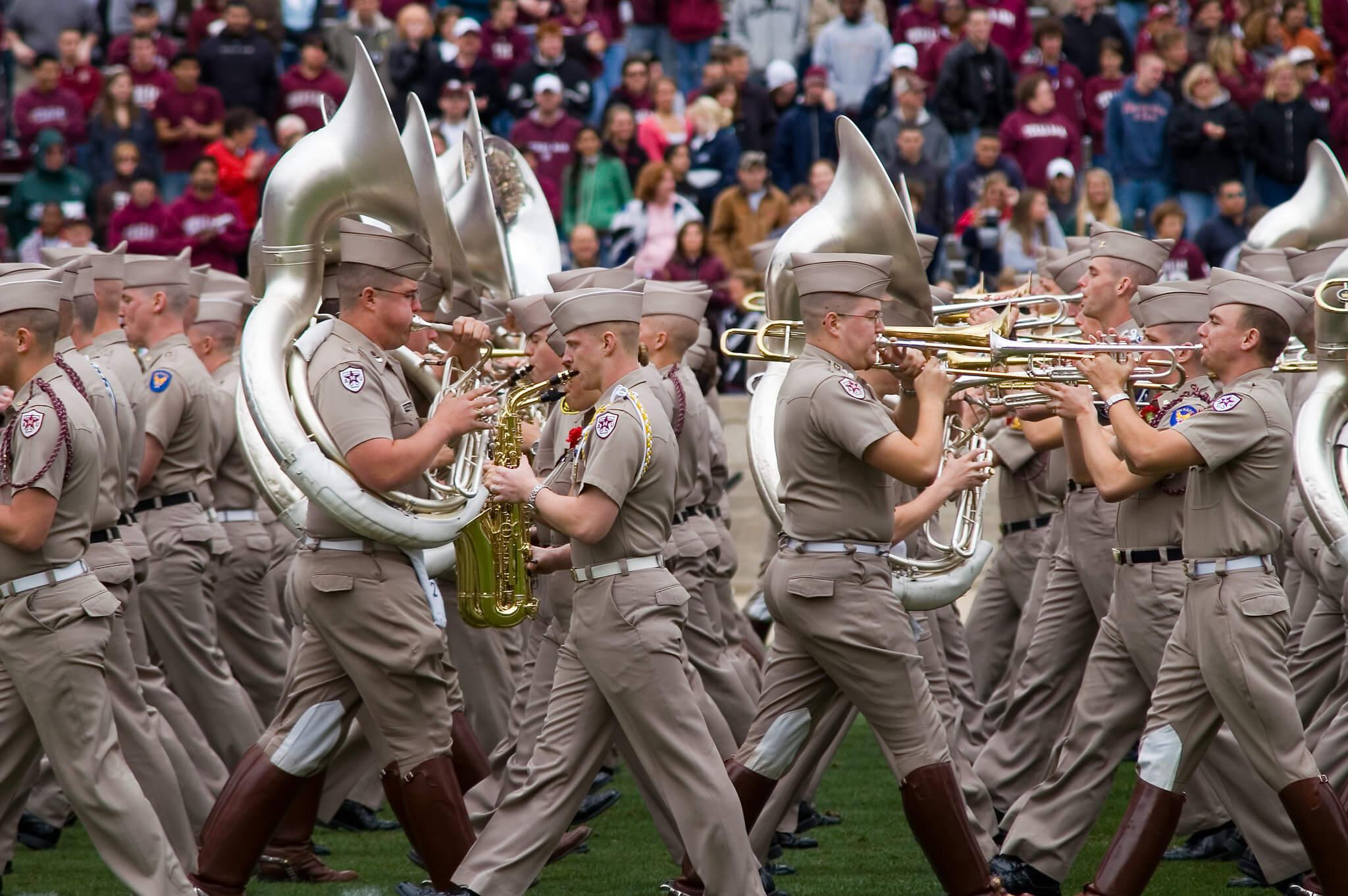 Texas AM Aggie Band