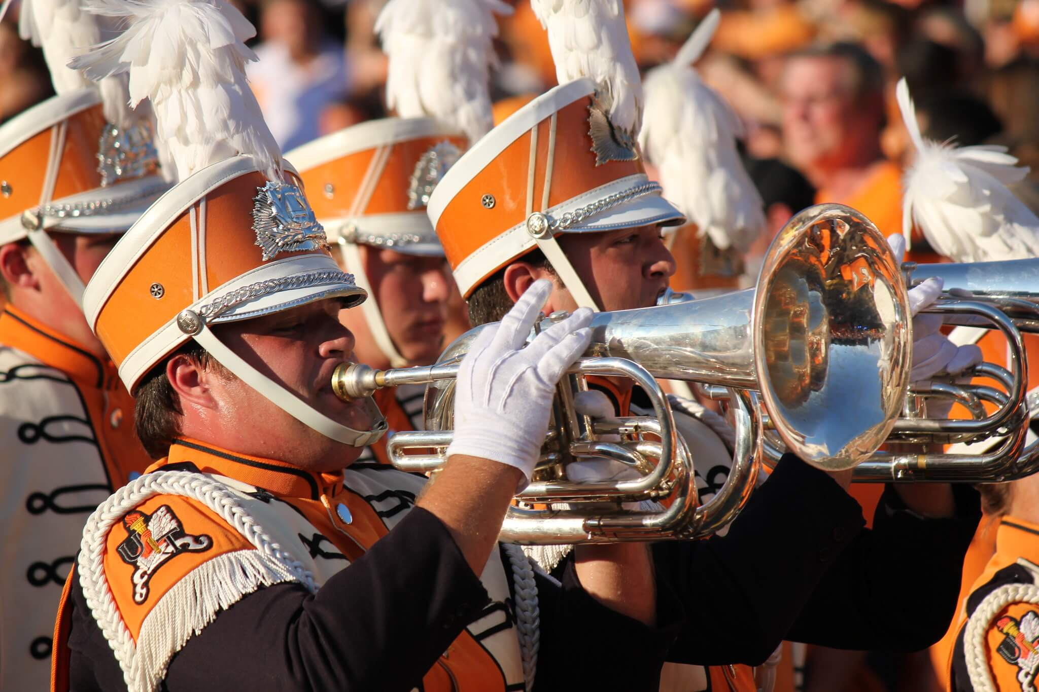 University of Tennessee Pride of the Southland Band