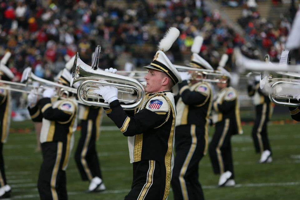 Purdue University All American Marching Band