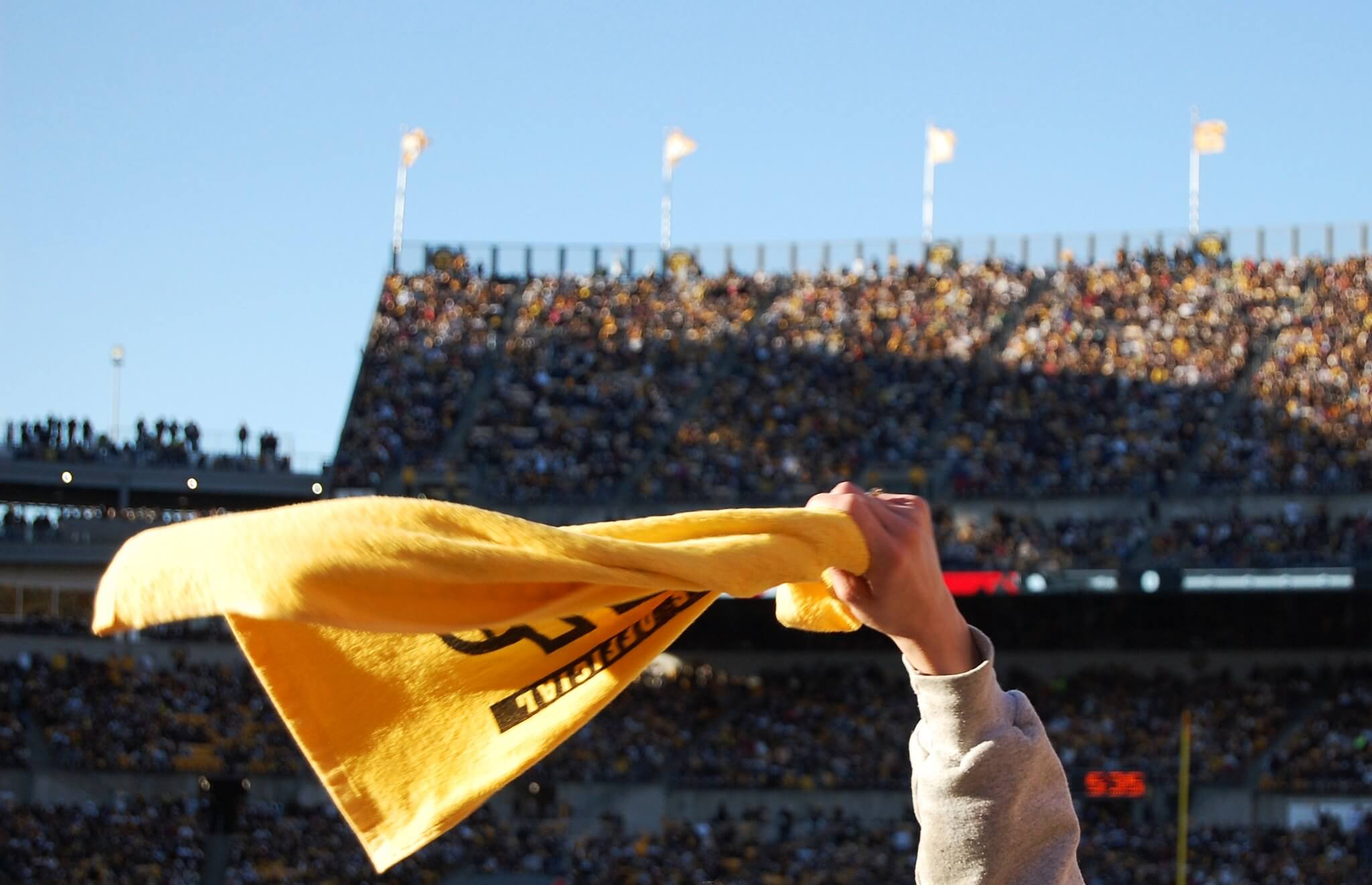Steelers Terrible Towels tradition