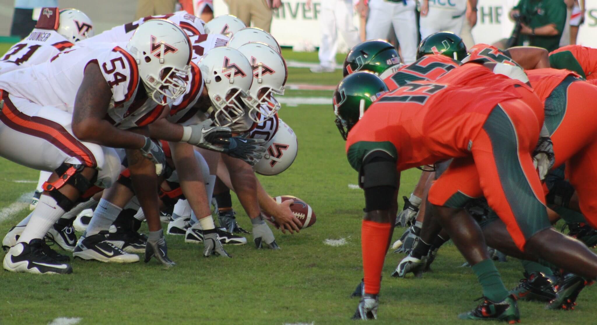 Miami vs Virginia Tech rivalry