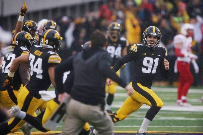 Iowa vs Nebraska Heroes Game rivalry