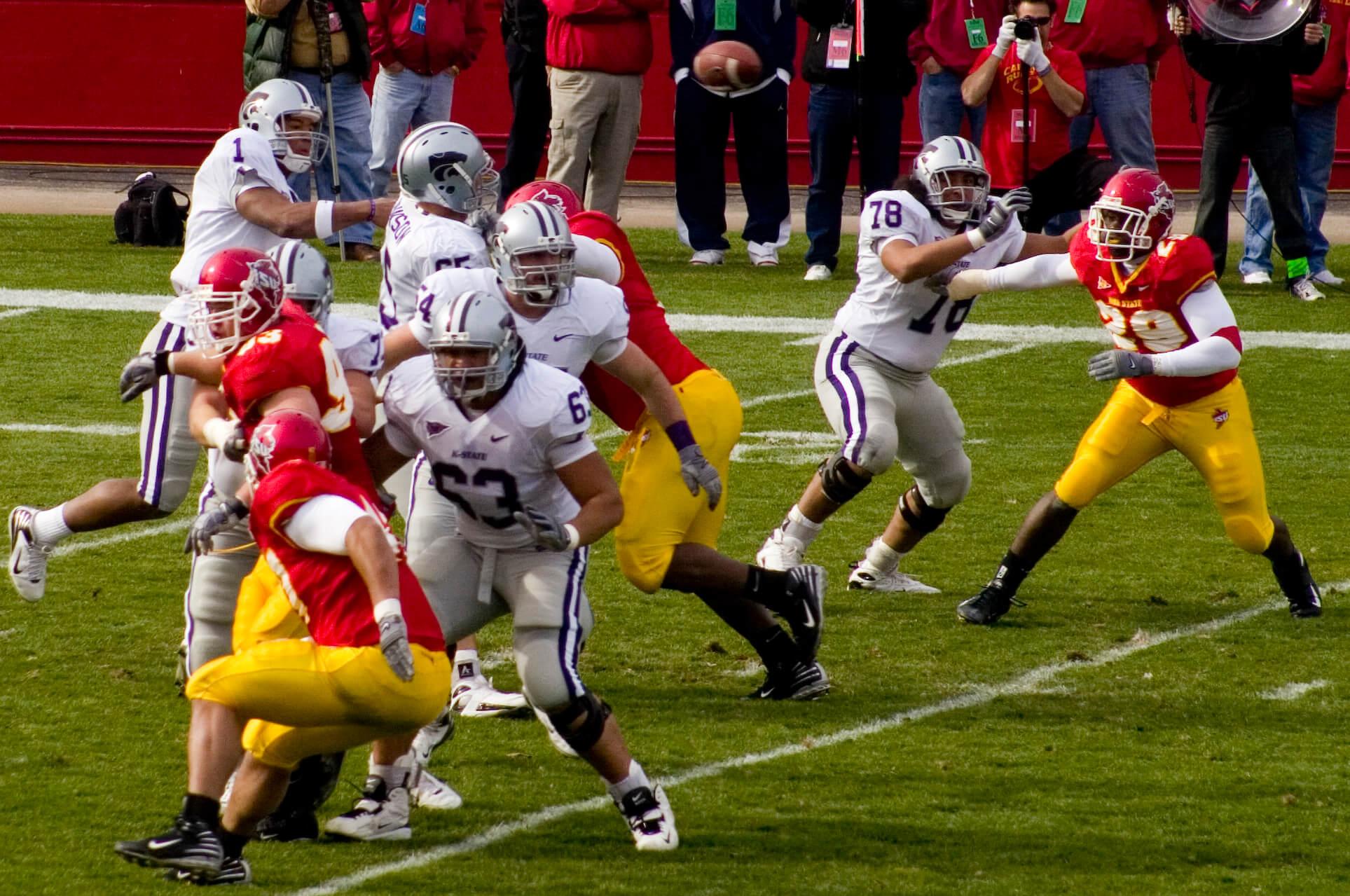 Iowa State vs Kansas State Farmageddon rivalry
