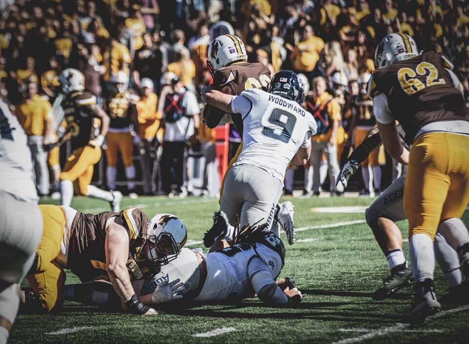 Utah State vs Wyoming Bridgers Battle rivalry