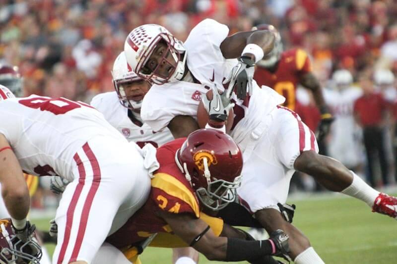USC vs Stanford rivalry