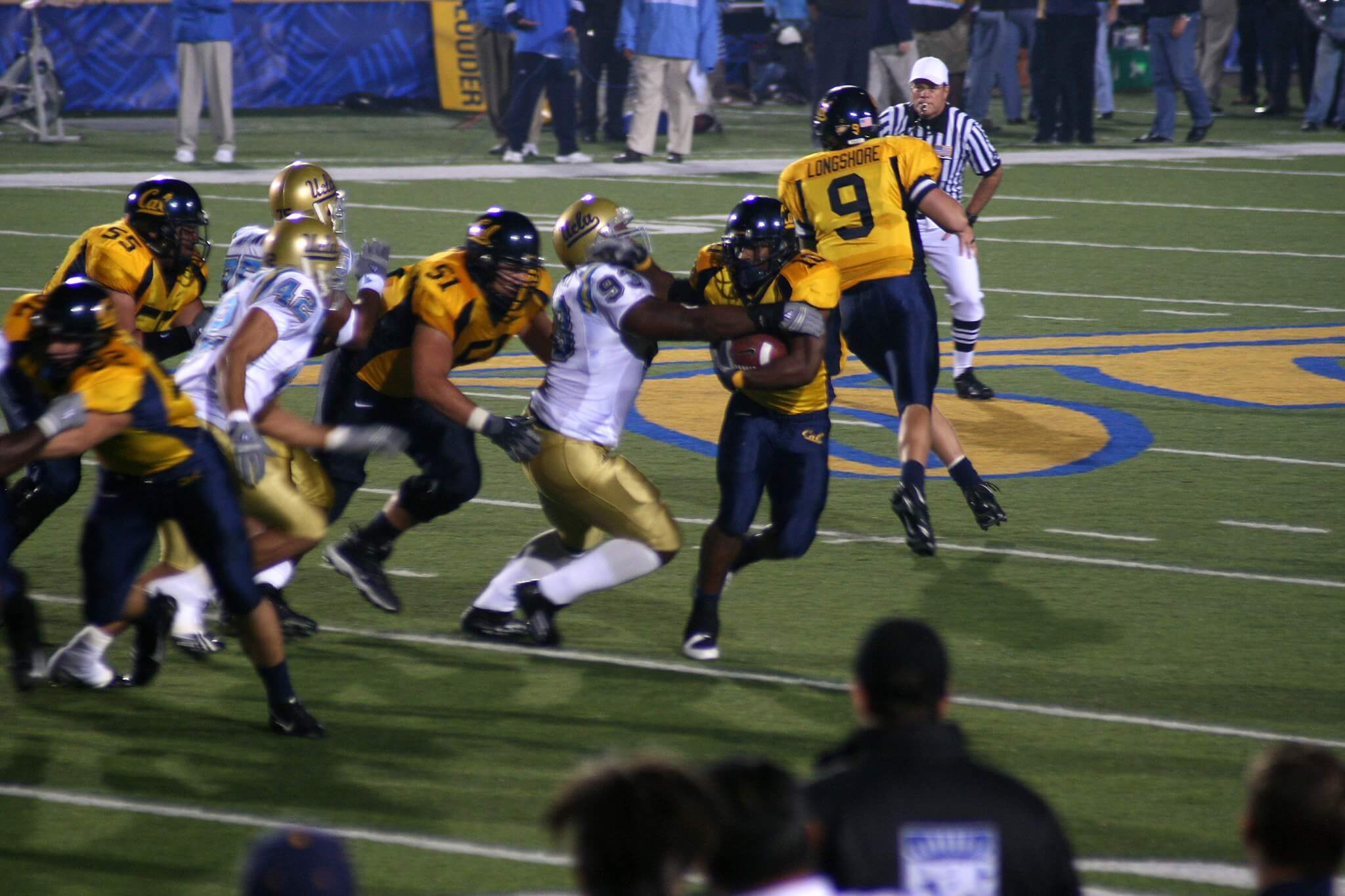 UCLA vs Cal rivalry