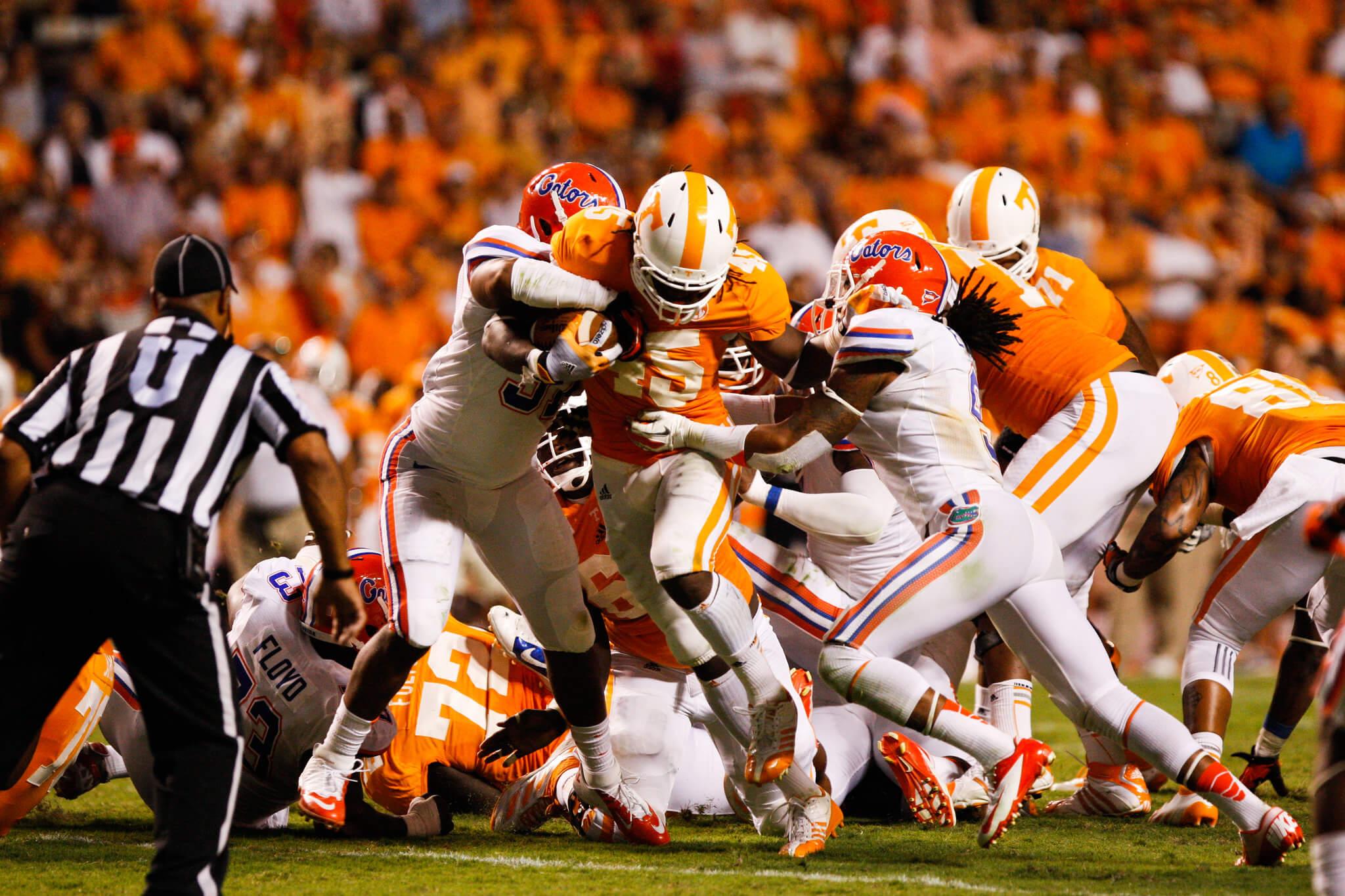 Tennessee vs Florida rivalry