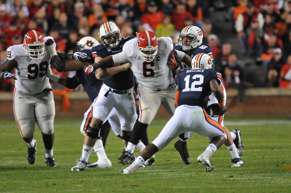 Auburn vs Georgia Deep Souths Oldest Rivalry