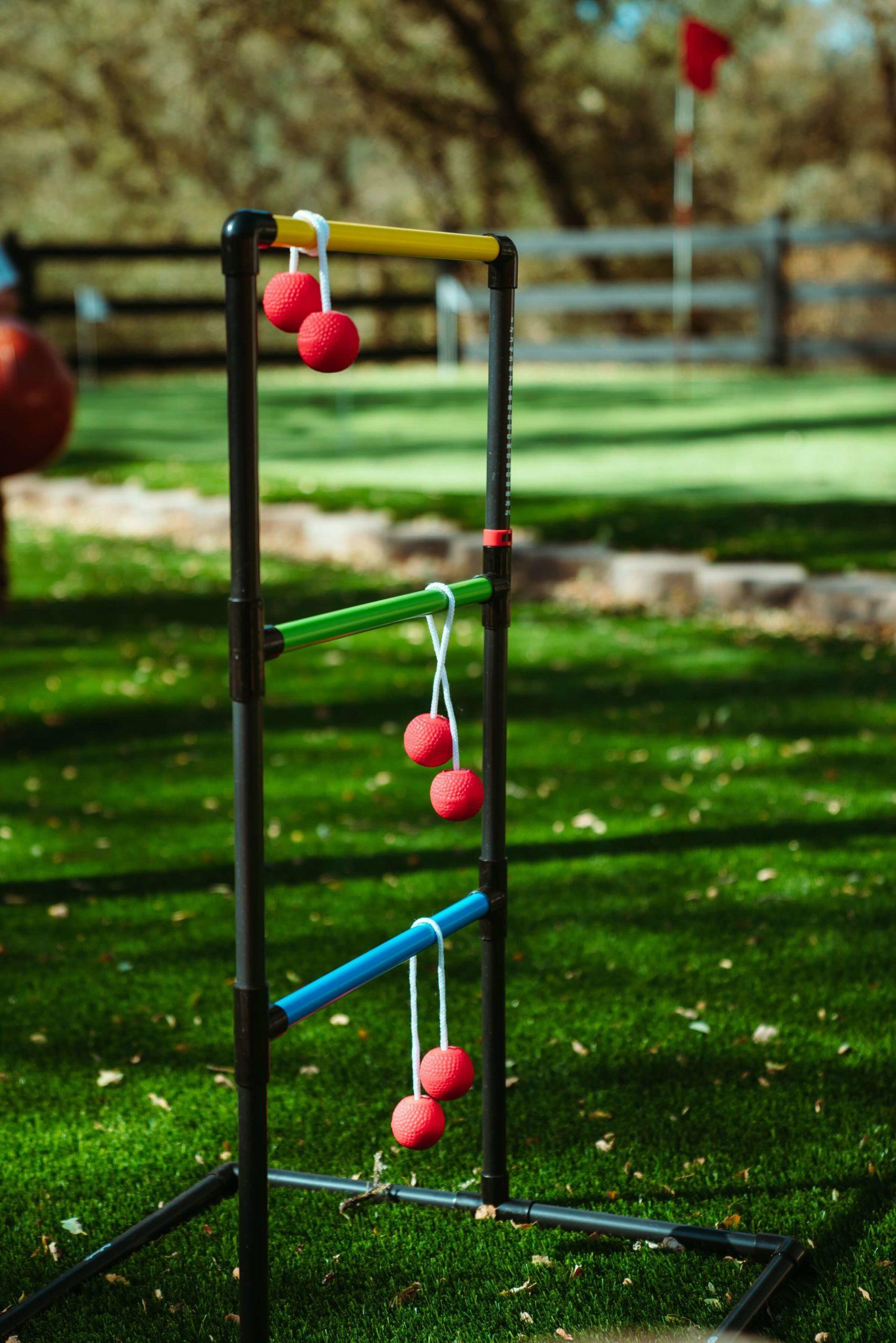 Ladder Ball tailgate game