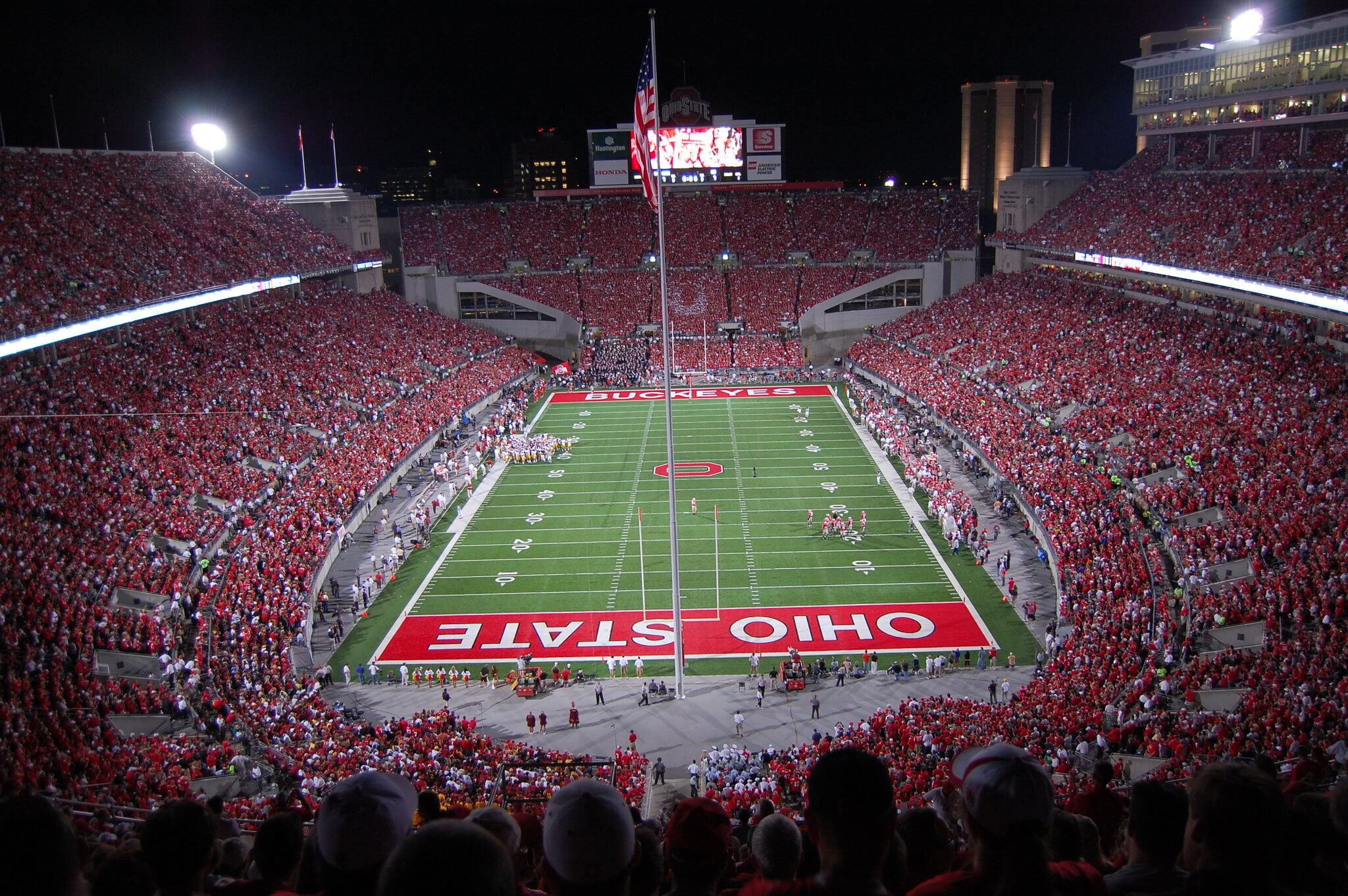 Ohio Stadium football