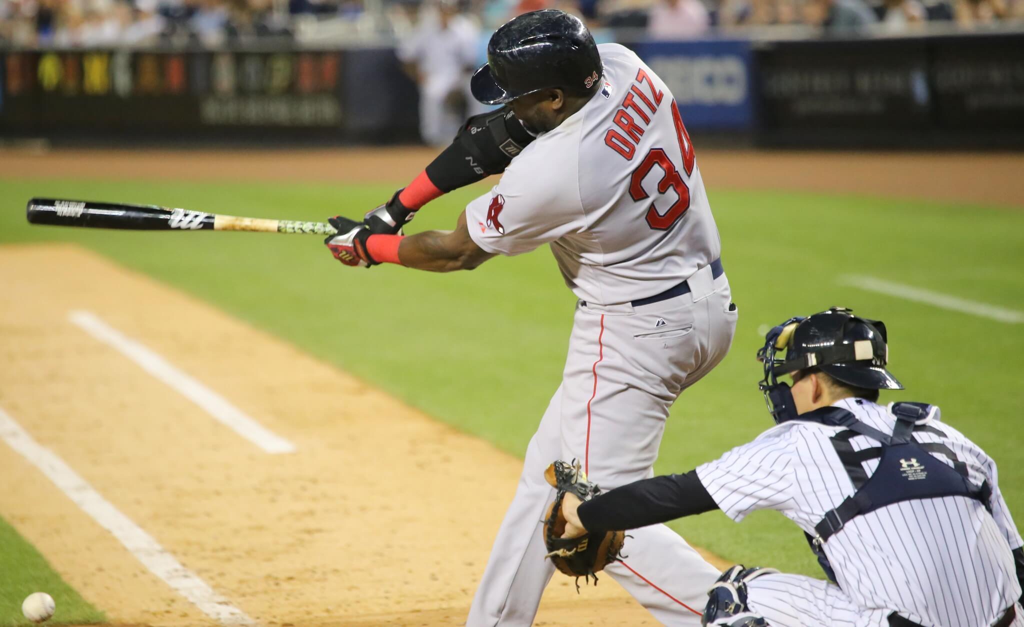 Boston Red Sox vs New York Yankees MLB baseball
