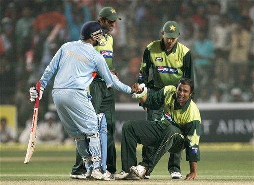 India vs Pakistan Cricket rivalry