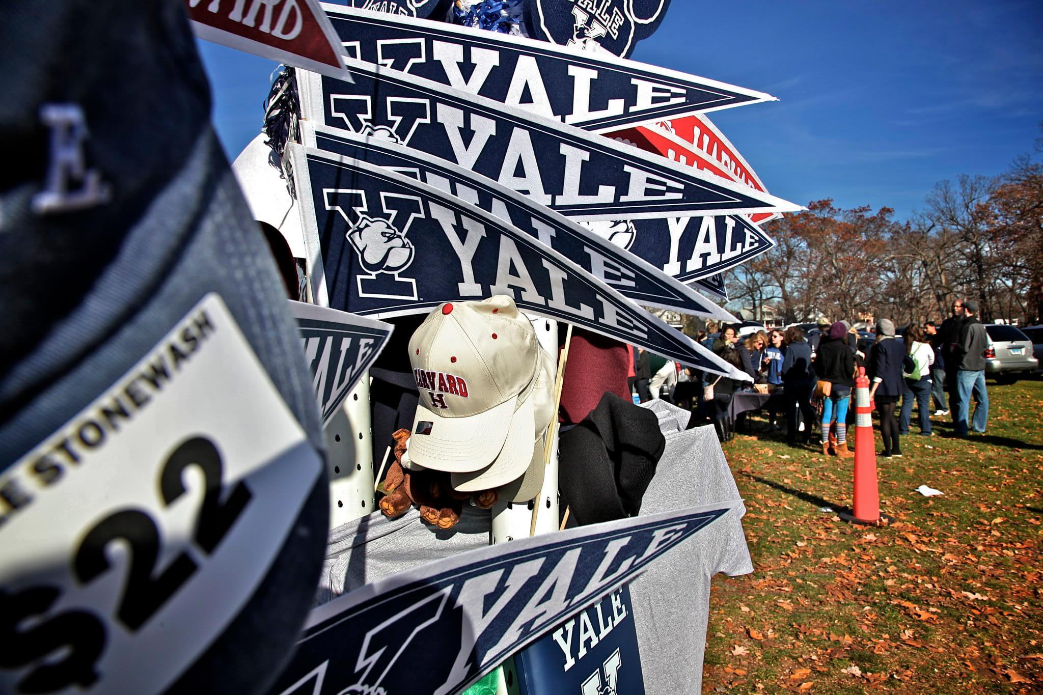 Harvard vs Yale Different Sports rivalry