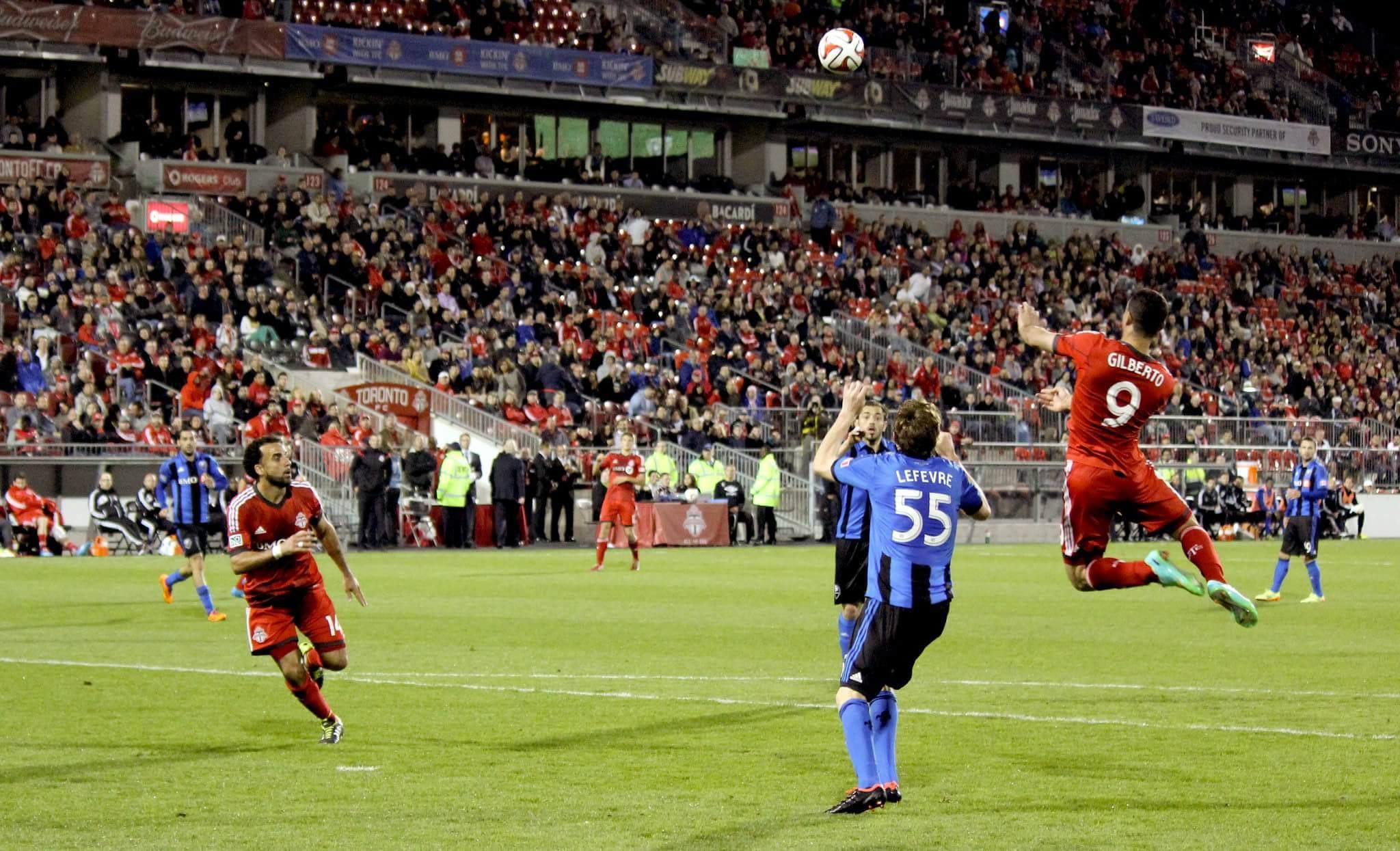 Montreal Impact vs Toronto FC MLS Derby rivalry
