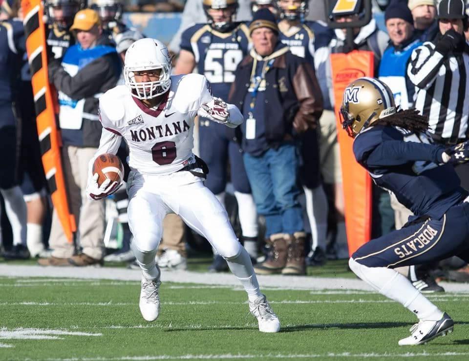 Montana vs Montana State FCS Brawl of the Wild football rivalry