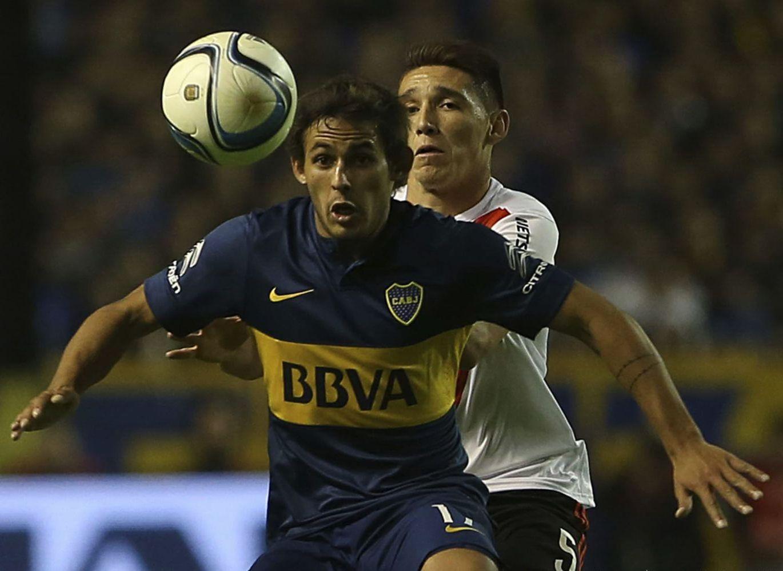 Boca Junior vs River Plate Super Clasico rivalry