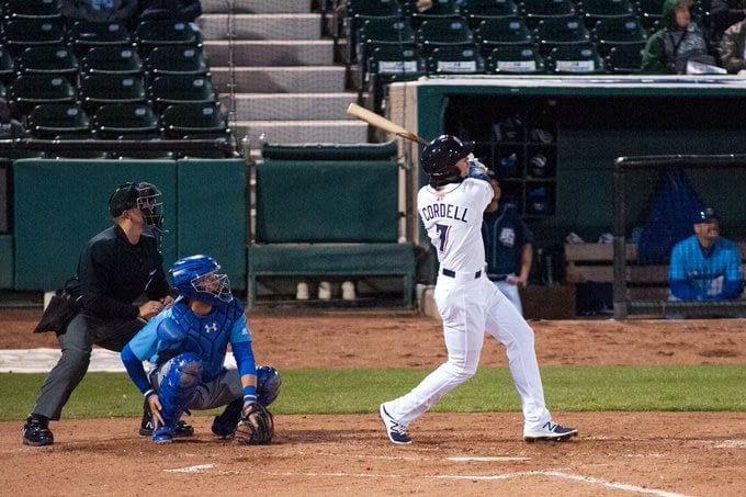 Colorado Springs Sky Sox vs Omaha Storm Chasers AAA baseball rivalry
