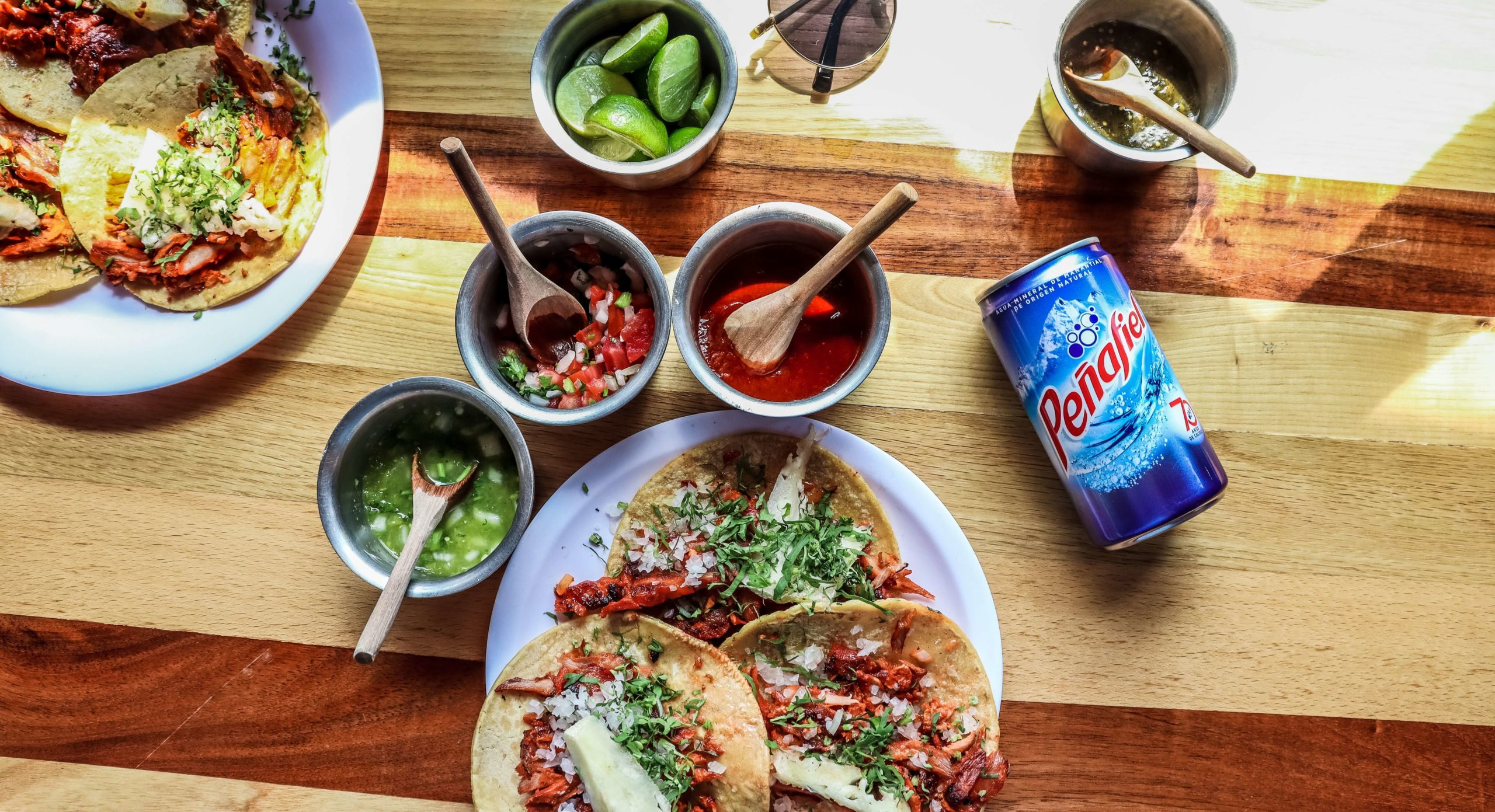 Taco Dip tailgate dish