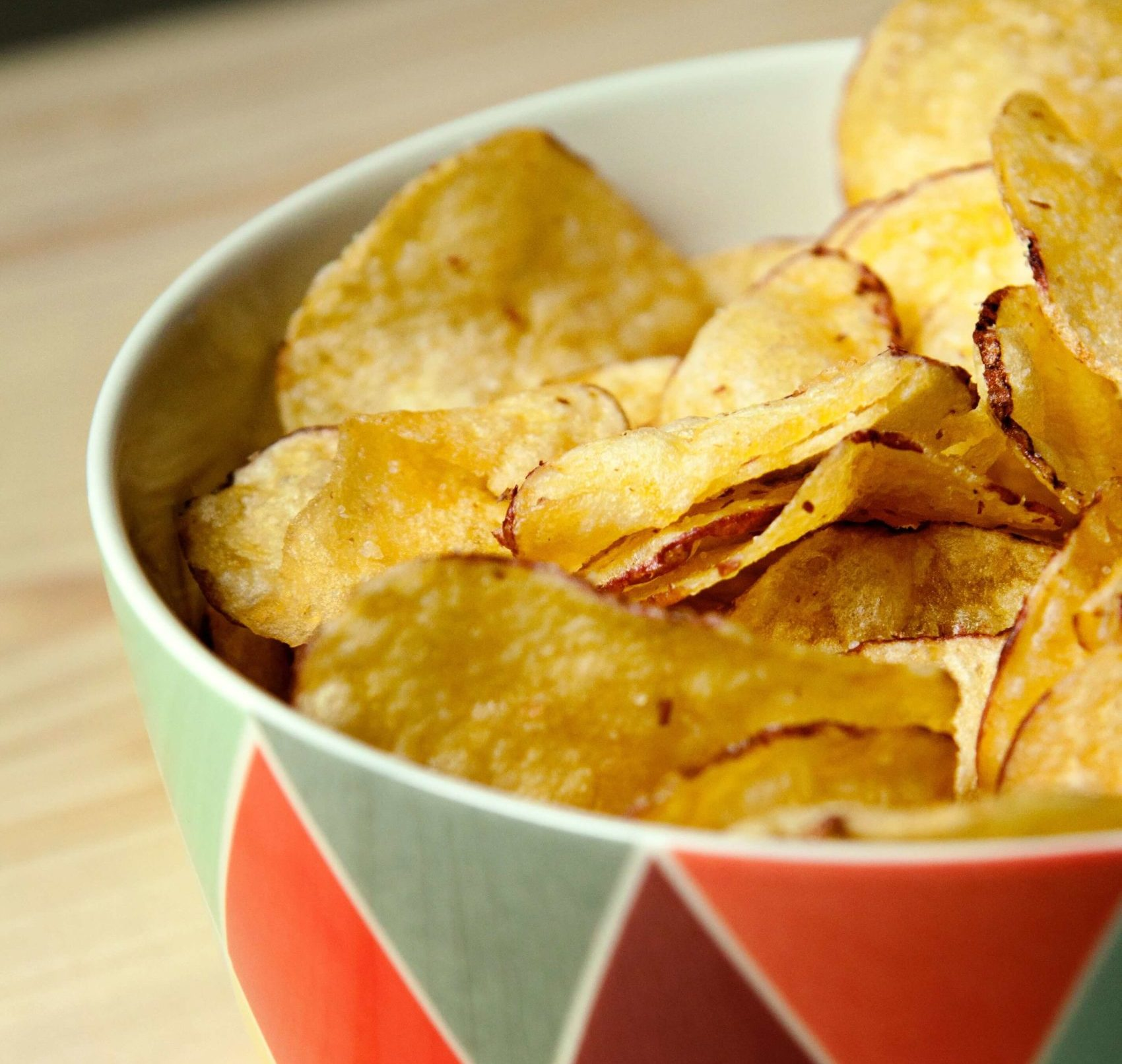 Chips tailgate snack