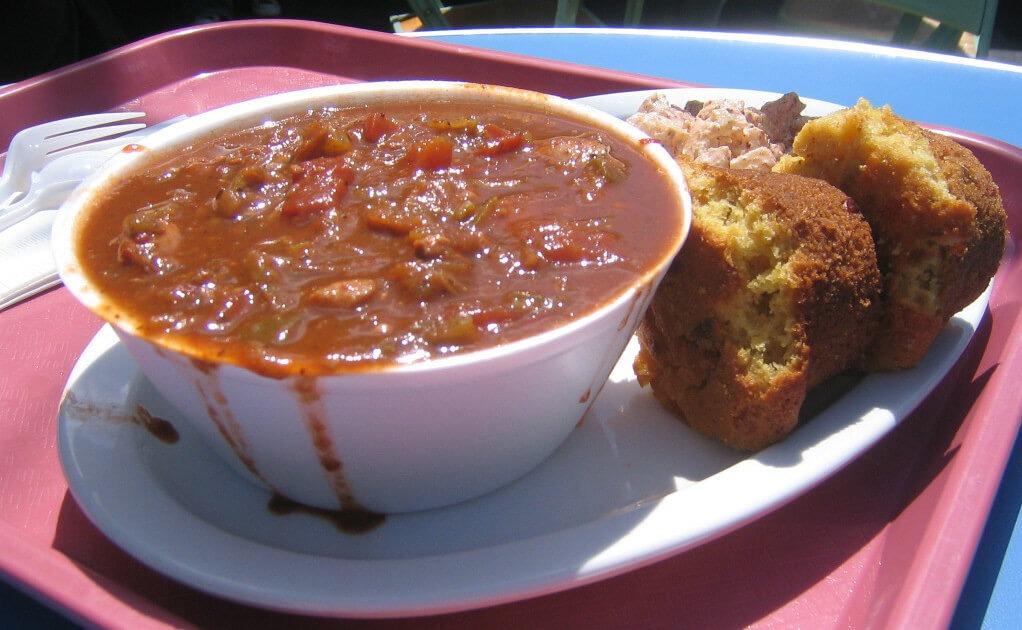 Gumbo Tailgate dish