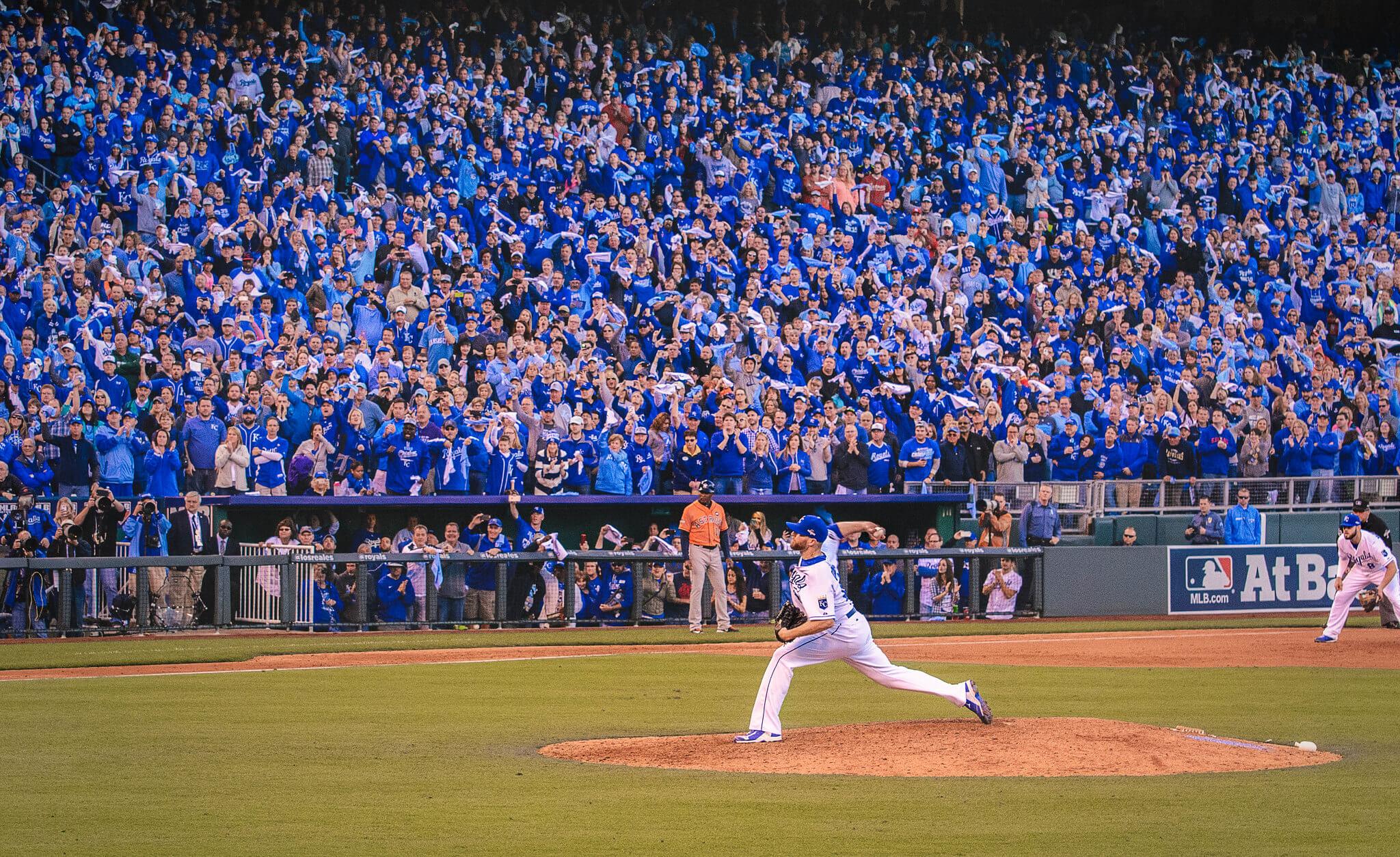 Royals baseballs