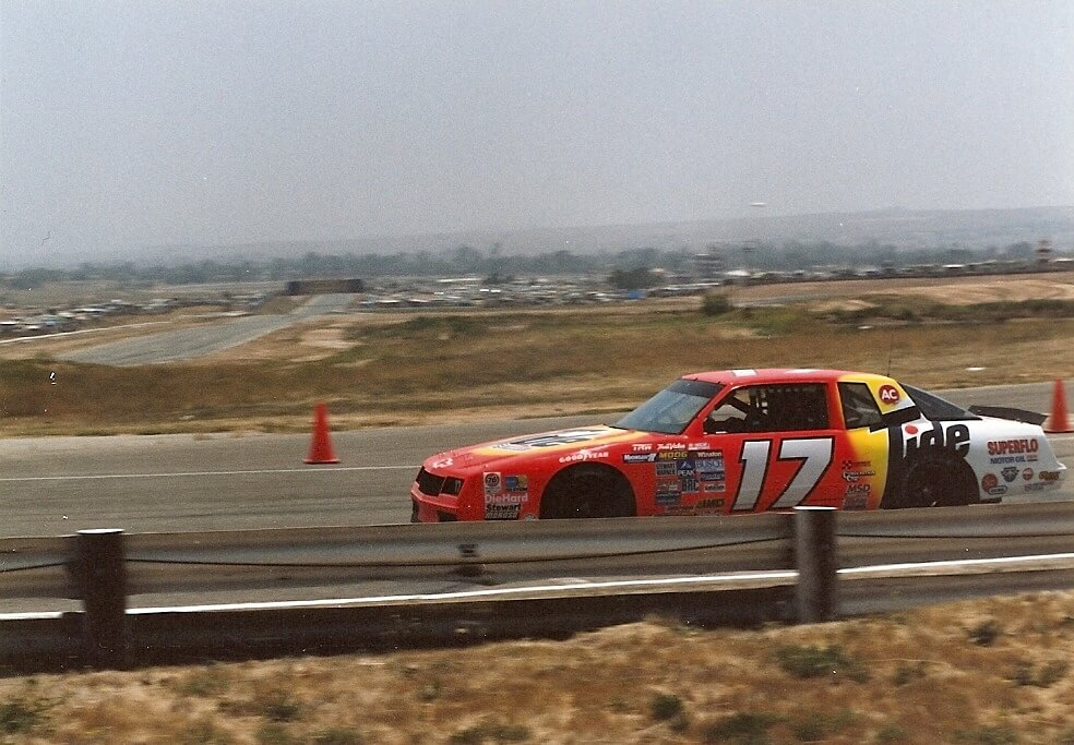Darrell Waltrip NASCAR driver racing