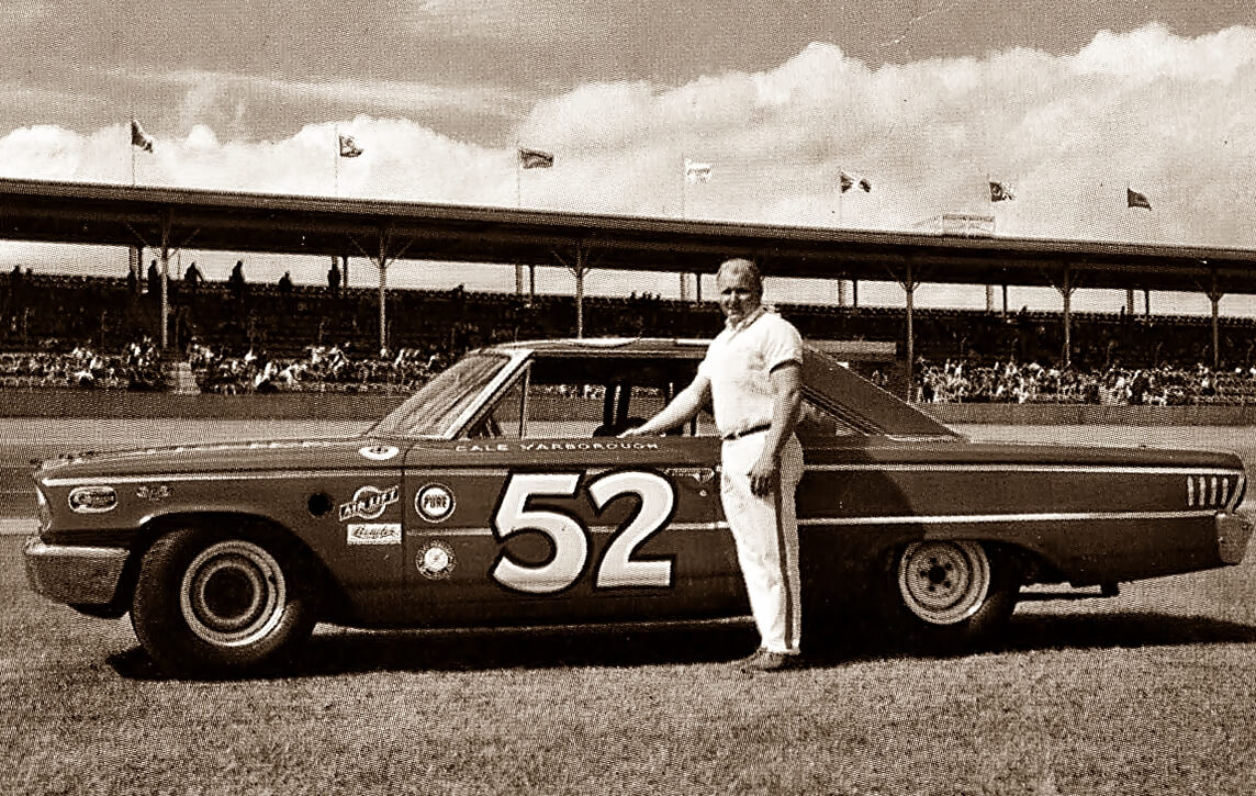Cale Yarborough NASCAR driver