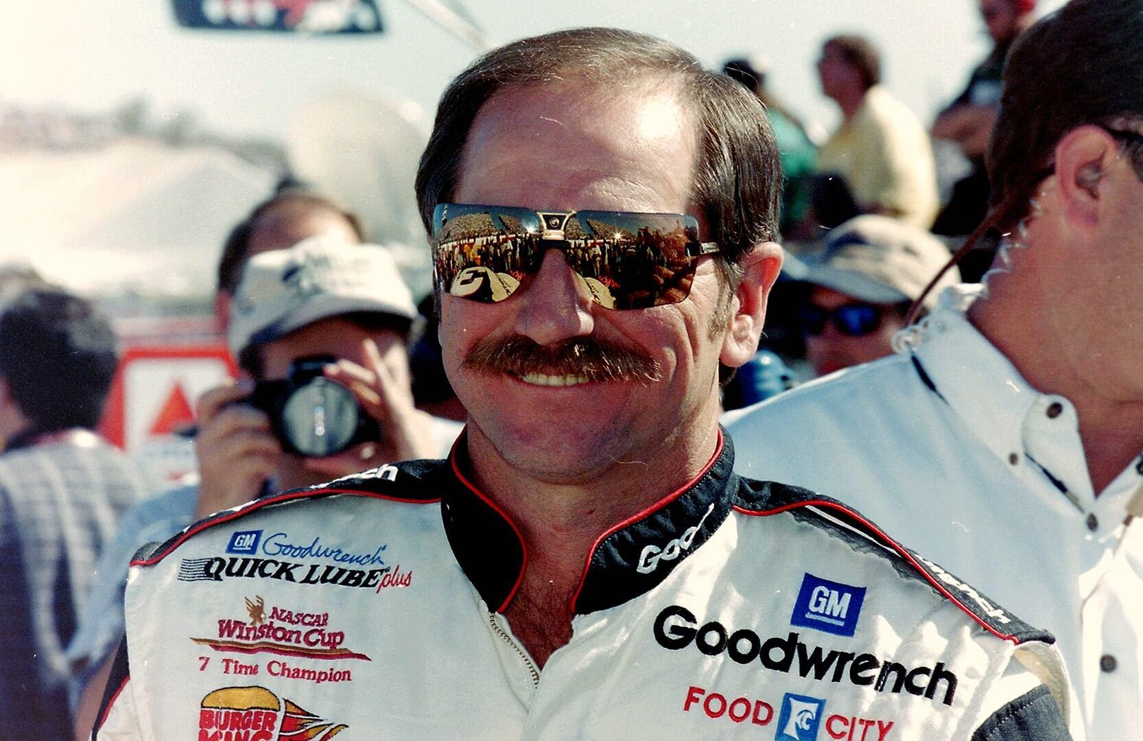 Dale Earnhardt NASCAR driver